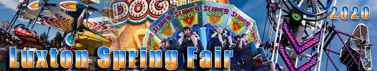 Luxton Spring Fair | MAY 15, 16, 17, 18 ~ 2020